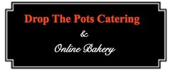 Drop the Pots Catering & Online Bakery Logo