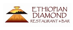 Ethiopian Diamond Restaurant Logo