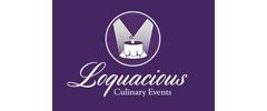 Loquacious Culinary Events Logo