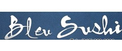 Bleu Sushi Logo
