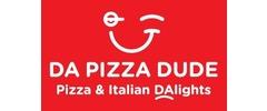 Da Pizza Dude Logo