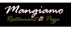 Mangiamo Pizza Restaurant & Catering Logo