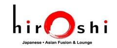 Hiroshi Sushi Logo