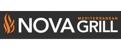 Nova Mediterranean Grill Logo
