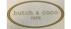 Butch & Coco Cafe logo