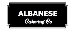Albanese Catering Co. Logo