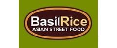 Basil Rice Logo