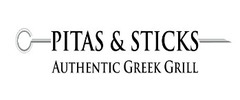 Pitas & Sticks Logo