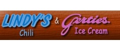Lindy's Chili / Gertie's Ice Cream Logo