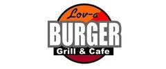 Lov-a Burger Logo