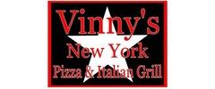 Vinny's New York Pizza & Grill Logo