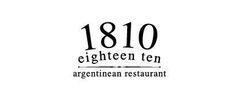 1810 Argentinean Restaurant Logo