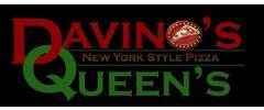 Davino's Queens Pizza Logo