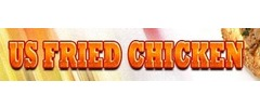 US Fried Chicken Logo
