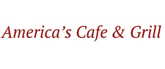 America's Cafe & Grill Logo