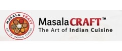 MasalaCraft Indian Cuisine Logo