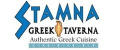 Stamna Greek Taverna logo