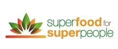 Super Food For Super People Logo
