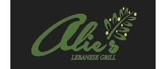 Alie's Lebanese Grill Logo