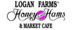 Logan Farms Honey Glazed Hams Logo