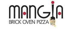 Mangia Brick Oven Pizza Logo