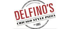 Delfino's Chicago Style Pizza Logo