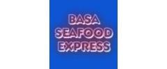 Basa Seafood Express Logo
