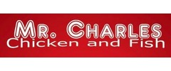 Mr Charles Chicken & Fish Logo