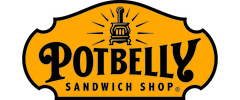 Potbelly Sandwich Shop Catering logo