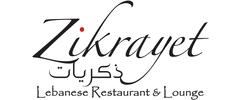 Zikrayet Lebanese Restaurant Logo