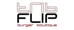 FLIP burger boutique Logo