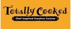 Totally Cooked Catering Logo