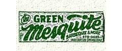 Green Mesquite BBQ & More logo