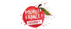 Pour la France! Catering Logo