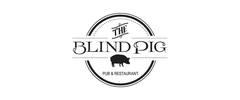 The Blind Pig NV Logo