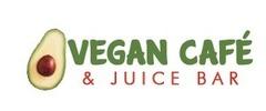 Avocado Vegan Cafe and Juice Bar Logo