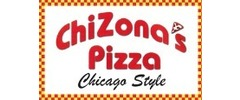 ChiZona's Pizza Logo
