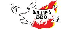 Willie's BBQ and Catering Logo
