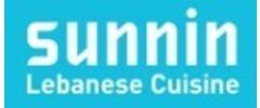 Sunnin Lebanese Cafe logo