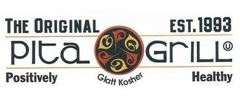 Pita Grill Kosher logo