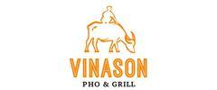 Vinason Pho and Grill Logo