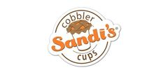 Sandi's Cobbler Cups Logo