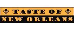 A Taste of New Orleans Logo