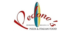 Pedones Pizza & Italian Food Logo