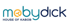 Moby Dick House of Kabob Logo