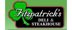 Fitzpatrick's Deli and Steakhouse Logo
