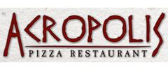 Acropolis Pizza Catering Logo