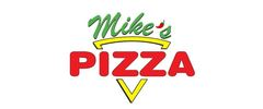 Mike's Pizza and Catering Logo