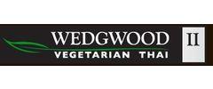 Wedgwood II Vegetarian Thai Logo