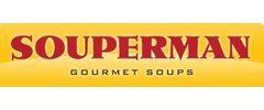 Souperman Logo